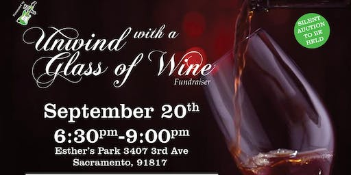 Moms Rock Presents: 'Unwind with a Glass of Wine & Laughs' Fundraiser