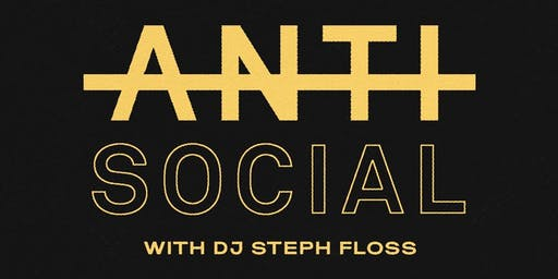 """Anti-Social """"Pool Party"""" (Invite Only)"""