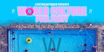 World Culture Pool Party
