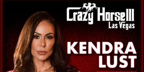 Kendra Lust Birthday Celebration at Crazy Horse 3 tickets