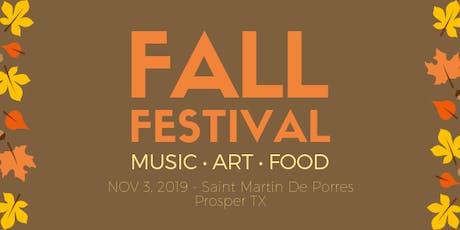 St. Martin de Porres Fall Festival tickets