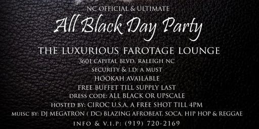 All Black Day Party.