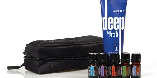 Essential Oil Intro, Aches&Pains Workshop