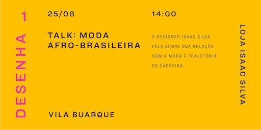 Talk: Moda Afro-brasileira