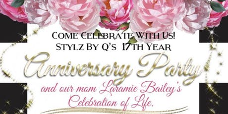 Stylz by Q Anniversary Celebration tickets
