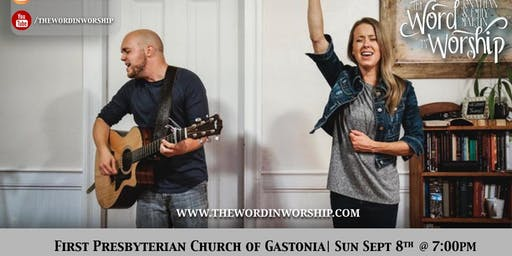 Jonathan And Emily Martin - The Word In Worship