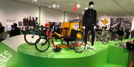 "WE Bike to the Museum: ""Cycling in the City"" at MCNY!! tickets"
