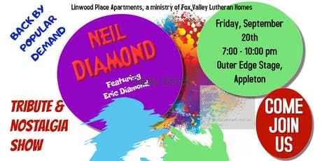 Neil Diamond Tribute Show Featuring Eric Diamond tickets