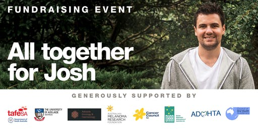 All Together For Josh – fundraising event (local meeting and live webinar)