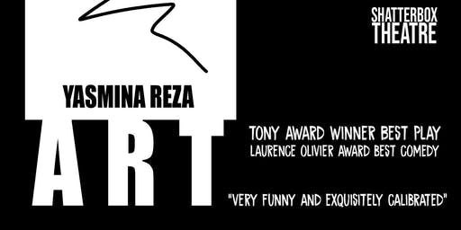 "Shatterbox Theatre Presents ""Art"" by Yasmina Reza"