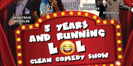 LOL CLEAN COMEDY EXPERIENCE tickets