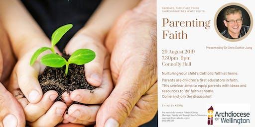Parenting Faith