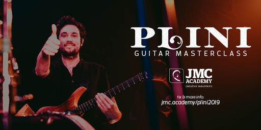 Guitar Masterclass with Plini (JMC Sydney)