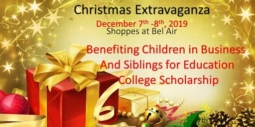Christmas Extravaganza- Children's Fair & College Scholarship Fundraiser