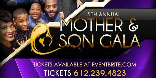 Positive Image 5th Annual Mother & Son Gala 2019