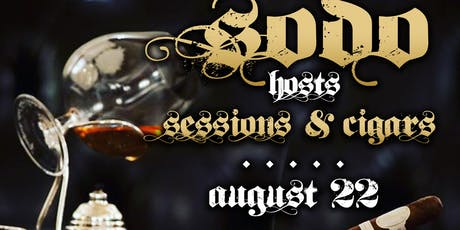 SODO Sessions and Cigars tickets