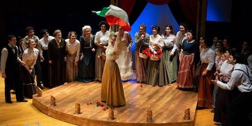 Opera Scenes Open Dress Rehearsal