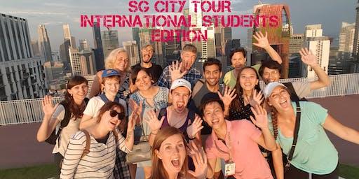 Singapore City Tour : International Students Edition (Aug 2019)