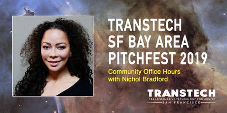 Transformative Tech SF Bay Area Chapter PitchFest 2019 tickets