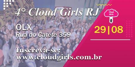 4° Cloud Girls RJ ingressos