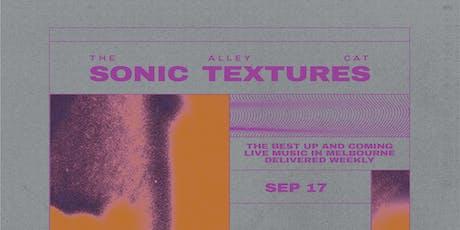 Wurli + Lheon At Sonic Textures tickets