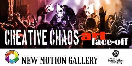 Creative Chaos, Art Face Off tickets