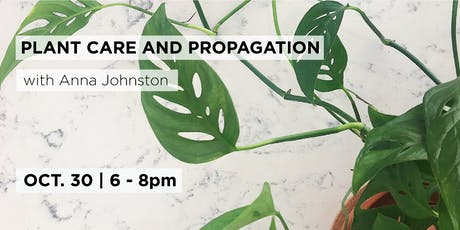 Plant Care and Propagation with Jungle & Loom  tickets