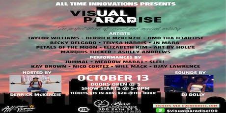 Visual Paradise tickets