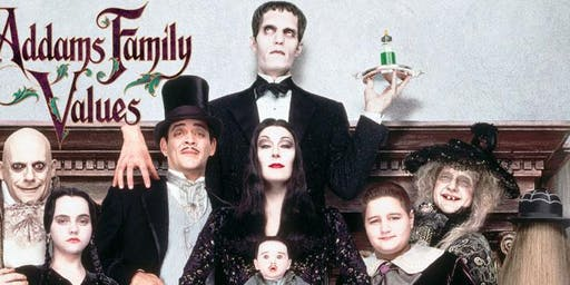 """""""Addams Family Values"""" - 420 Theater"""