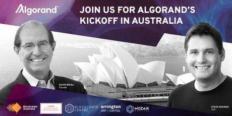 Building Products and Services for a Borderless Economy with Algorand tickets