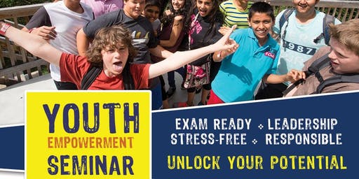 Youth Empowerment Seminar - FREE Introduction for Parents with Teenage Kids
