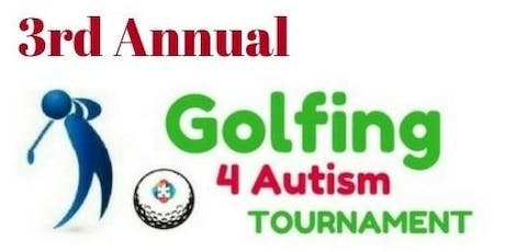 3rd Annual Golfing 4 Autism Tournament tickets