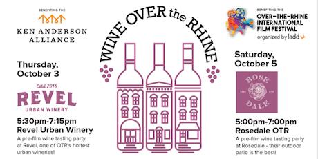 Wine Over-the-Rhine Saturday 4pm Film tickets