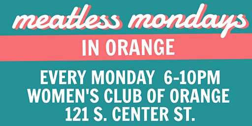Meatless Mondays in Orange
