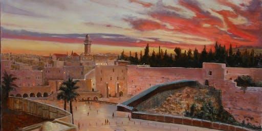 Arvei Nachal (Netz Greenspring) Yamim Noraim 5780 (2019)