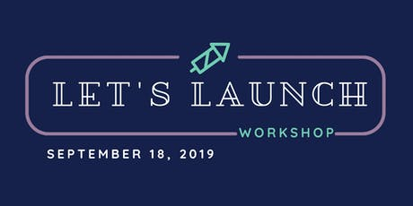 Let's Launch  Workshop - N15,000 tickets