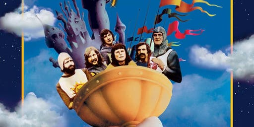 """"""" Monty Python and the Holy Grail"""" - 420 Theater"""