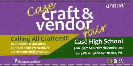 Case High School Craft Fair tickets