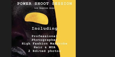 RAWPower Photoshoot Session tickets