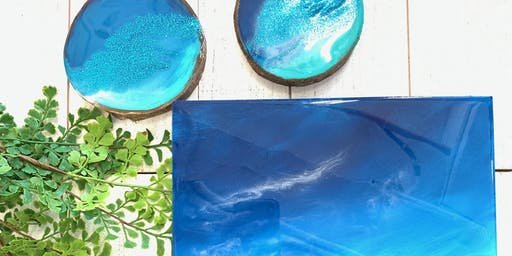Resin Pouring