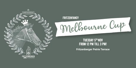 Fritzen Fancy Melbourne Cup tickets
