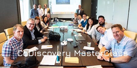 CoDiscovery MasterClass Hosted by Dr. Paul Henny and Gary Takacs tickets