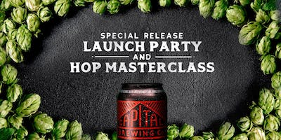 Special Release Launch Party & Hop Masterclass (Canberra)