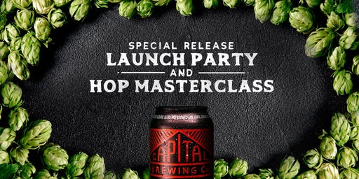 Big Drop DIPA Launch Party & Hop Masterclass (Canberra) [SOLD OUT]
