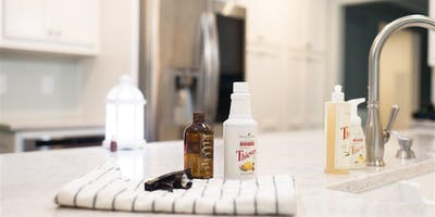 Essential Oil DIY: Home Cleaning Edition