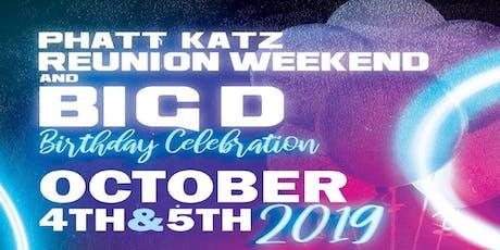 JACKSONVILLE, FL- Phatt Katz Reunion tickets