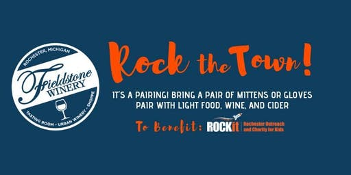 ROCKit Fundraising Wine Pairing