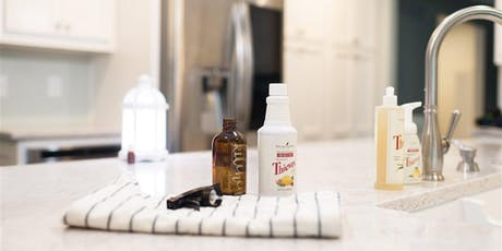 Essential Oil DIY: Home Cleaning Edition tickets