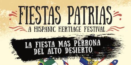 Fiestas Patrias at the Hilltop  tickets