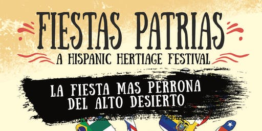 Fiestas Patrias at the Hilltop